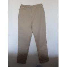 Pantalon droit Edeis  pas cher