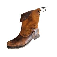 Biker Ankle Boots Cosmoparis