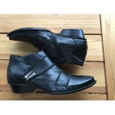 Santiags, bottines, low boots cowboy Muratti  pas cher