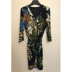 Robe mi-longue K design  pas cher