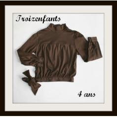 Top, Tee-shirt TroiZenfants  pas cher