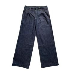 Jeans très evasé, patte d'éléphant Dr Denim  pas cher