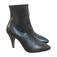 Bottines & low boots à talons Céline  pas cher