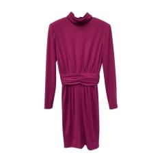 Robe mi-longue Nina Ricci  pas cher