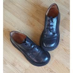 Chaussures à lacets  NATHALIE  pas cher