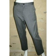 Pantalon droit Fred Perry  pas cher