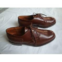 Chaussures à lacets Aubercy  pas cher