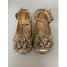 Chaussures à boucle Roméo  pas cher