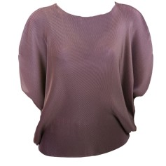 Top, tee-shirt Pleats Please by Issey Miyake  pas cher