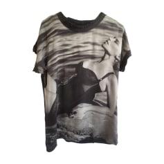 Top, tee-shirt D&G  pas cher