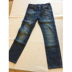 Jeans large Zara  pas cher