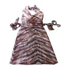 Robe dos nu Barbara Bui  pas cher