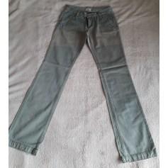 Pantalon droit Polo Jeans  pas cher