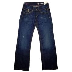 Jeans évasé, boot-cut Replay  pas cher