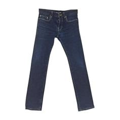 Straight Leg Jeans Saint Laurent