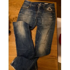 Straight Leg Jeans We Are Replay