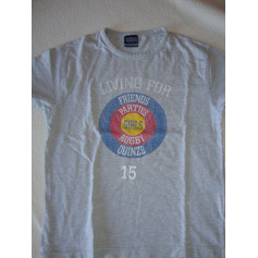 Tee-shirt Petit Quinze Serge Blanco  pas cher