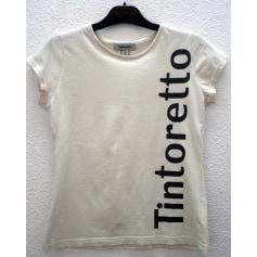 Top, tee-shirt Tintoretto  pas cher