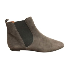 Flat Ankle Boots Isabel Marant