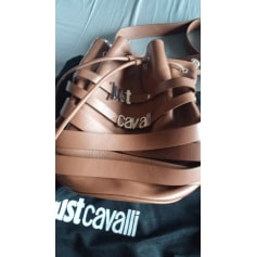 Schultertasche Leder Just Cavalli