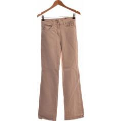 Jeans droit Caroll  pas cher