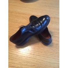 Chaussures à lacets Alden PLAIN TOE BLUCHER  pas cher