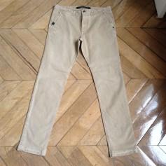 Pantalon slim Superdry  pas cher