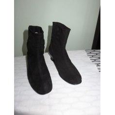 Bottines & low boots à talons Parallèle  pas cher