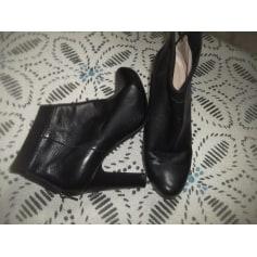 High Heel Ankle Boots Unisa