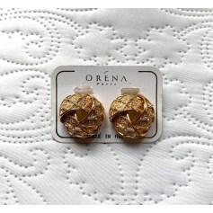 Boucles d'oreille Orena  pas cher