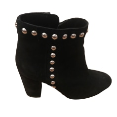 Bottines & low boots à talons Guess  pas cher