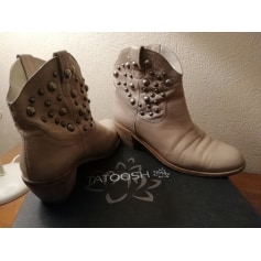 Santiags, bottines, low boots cowboy Tatoosh  pas cher