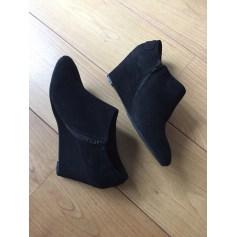 Bottines & low boots à compensés JB Martin  pas cher