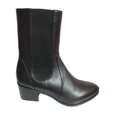 Cowboy Ankle Boots Chanel
