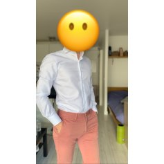 Pantalon slim Massimo Dutti  pas cher