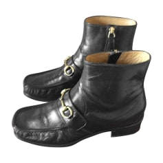 Bottines Gucci  pas cher