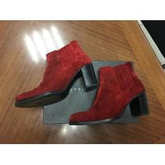 High Heel Ankle Boots Muratti