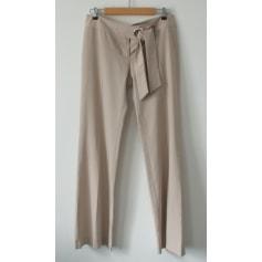 Pantalon large La City  pas cher