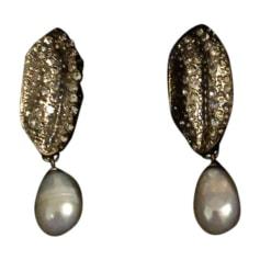 Boucles d'oreille Giambattista Valli x H&M  pas cher