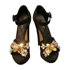 Peep-Toe Pumps Dolce & Gabbana