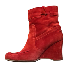 Wedge Ankle Boots Vanessa Bruno