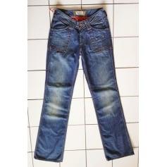 Jeans évasé, boot-cut Pepe Jeans  pas cher