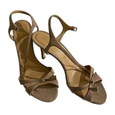 Sandales à talons Sergio Rossi  pas cher