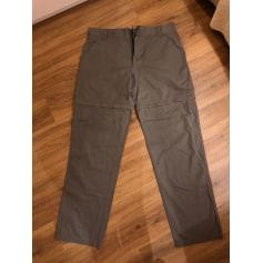 Pantalon droit Quechua  pas cher
