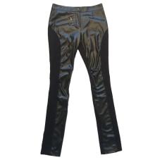 Pantalon slim, cigarette BCBG Max Azria  pas cher