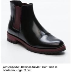 Bottines & low boots plates   pas cher