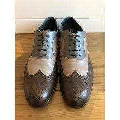 Chaussures à lacets Moreschi  pas cher