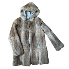 Manteau en fourrure Swildens  pas cher