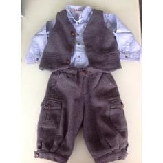 Anzug, Set für Kinder, kurz Jacadi