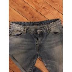 Jeans large, boyfriend Kaporal  pas cher